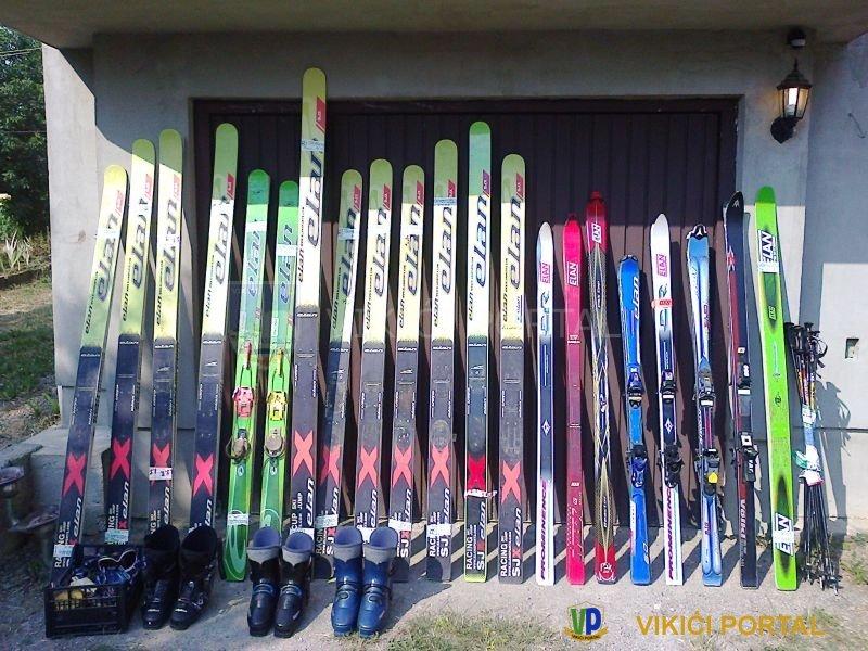 Skijaška oprema kao donacija iz R Slovenije