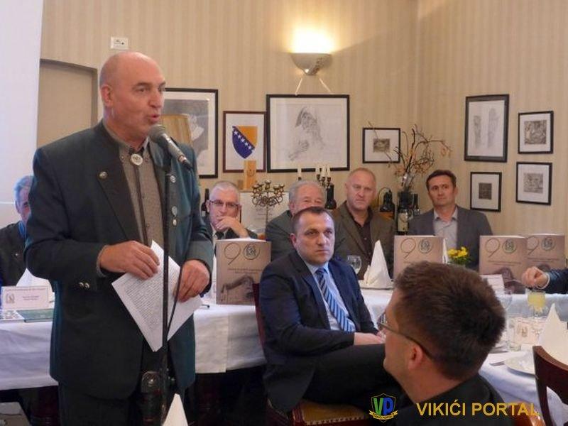 na igmanskom Velikom polju obilježenao 90 godina lovstva u BiH