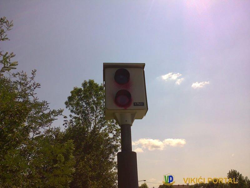 stacinarni radar u naselju Jasika kod Bihaća