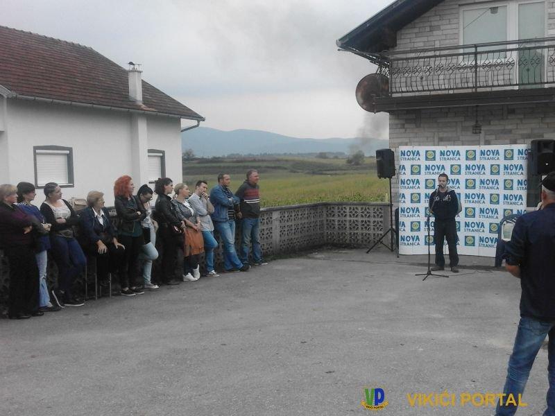 predstavljanje, Adnan Balić kandidat za Gradsko vijeće Bihać