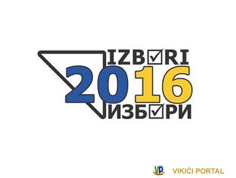 lokalni izbori u BiH - 2016