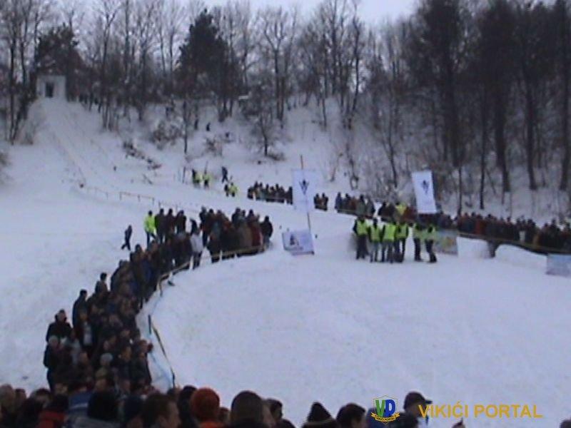 """sve je spremno za skijaške skokove """"Vikići 2017"""""""