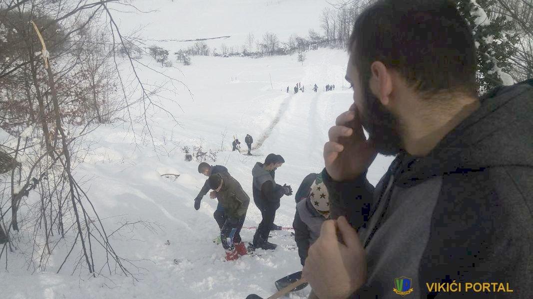 skijaška staza za skakače u Ćakinovcu se konstantno uređuje i isprobava