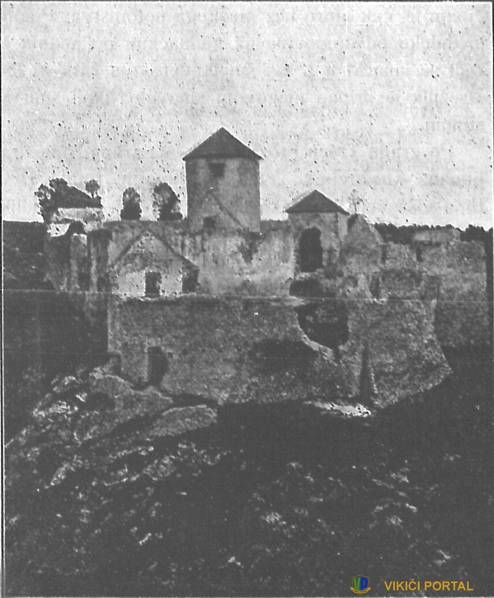 fotografija grada Drežnika