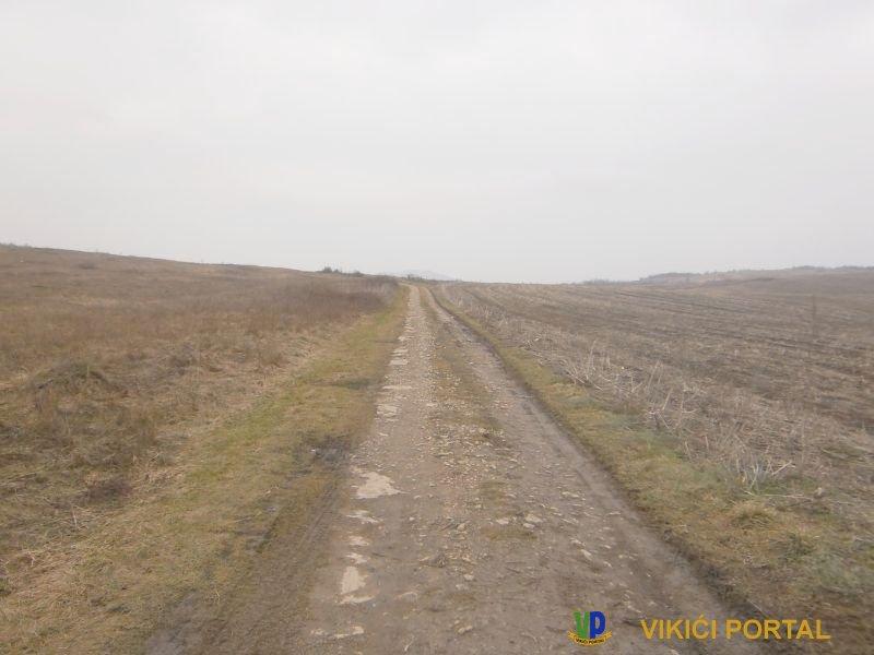 Bijela cesta prema Čerkezovcu