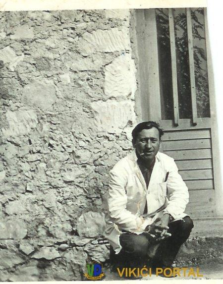 Husein Salkić prvi trgovac ispred prve tregovine u zaseoku Talići