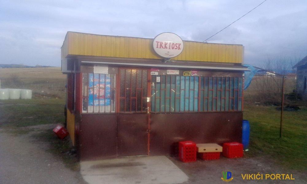 """TR """"Kiosk"""" u Vikići"""