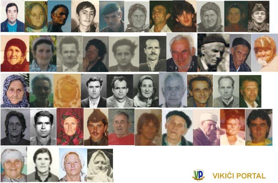 umrli iz naselja Vikići