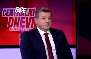 Slaviša Krunić iz Banjaluke kao gost na Face TV