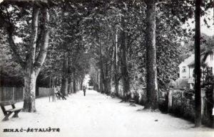 Bihać šetalište Gelenderi