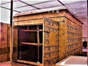 Jedan od sanduka u kojem je ležala mumija faraona