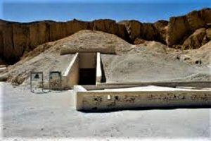 Ulaz u grobnicu