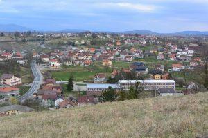 panorama Izačića sa Prtošnja