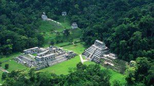 Kompleks piramida u Palenqueu