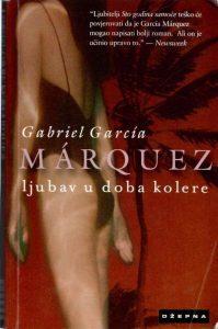 Marquesova knjiga ''Ljubav u doba kolere''