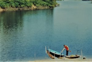 Na Amazonu tokom naše ekspedicije