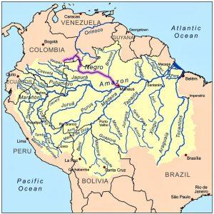 Regija Amazonije