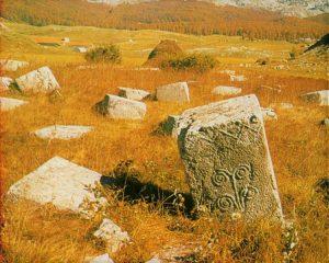 Bosna je poznata i po svojim stećcima