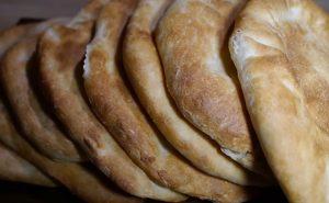 domaći kruh - lepinja
