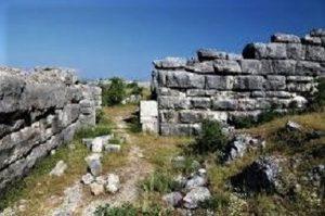 Ostaci plemenskog središta Daorsa u Ošanićima kod Stoca