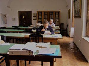 Rad u Dubrovačkom arhivu