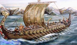 Tip lađe korišten u vrijeme prevlasti Ilira