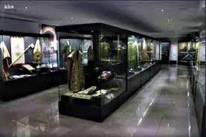 Jedna od izložbenih dvorana fojničkog samostana u kojem se čuva blago bosanske prošlosti