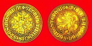 Zlatnik kralja Tvrtka