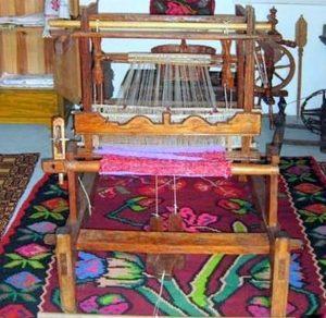razboj ili stan na kom su se tkale ponjave