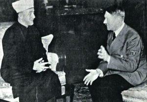 Mohammed Amin al-Husseini Jerusalemski veliki muftija i Adolf Hitler u Berlinu 1941. godine