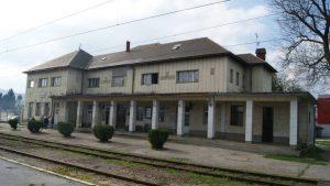 željeznička stanica Bihać