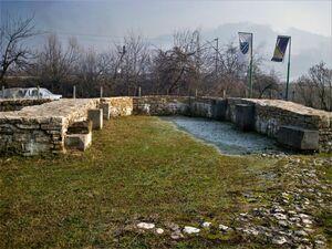 Mile - današnji  Arnautovići kod Visokog
